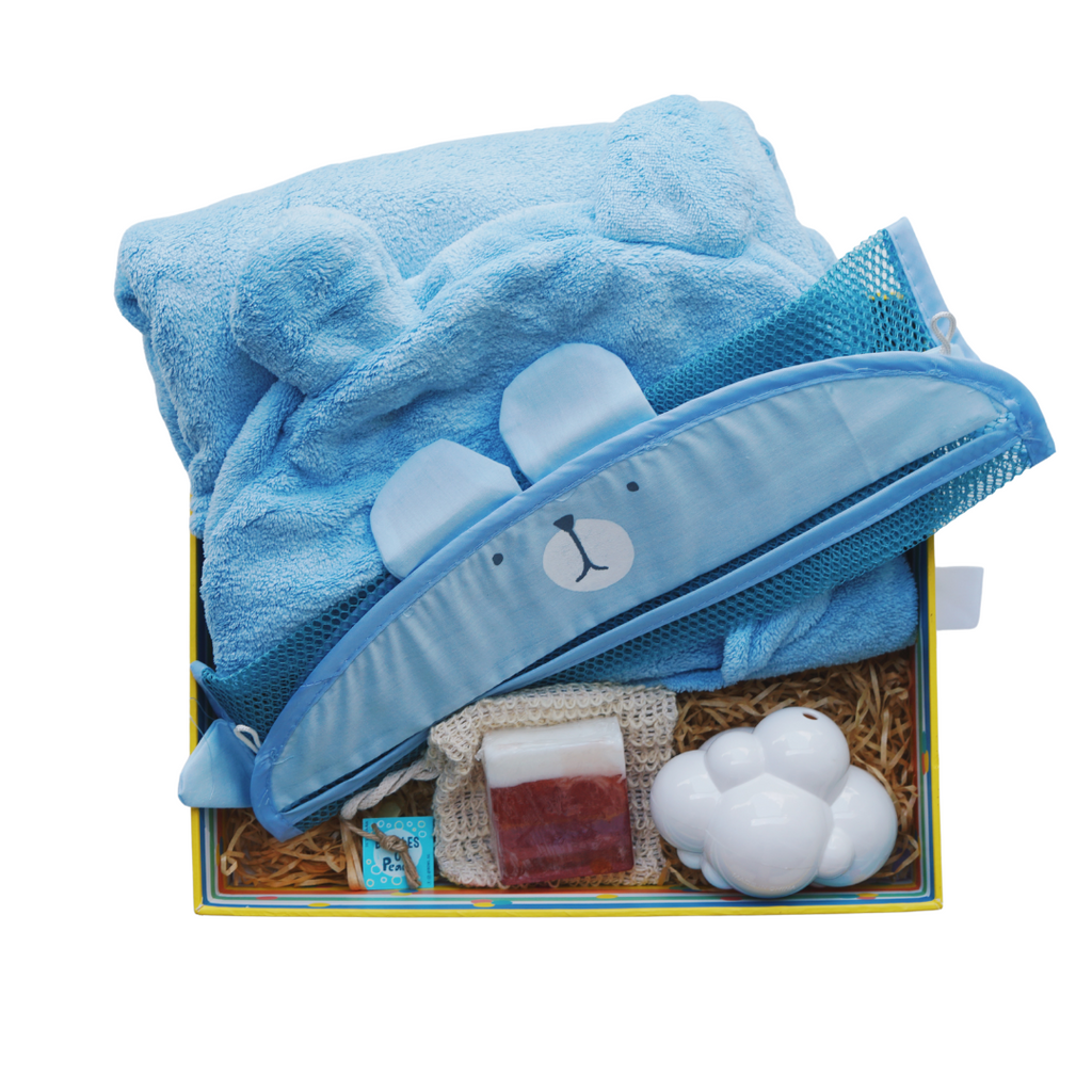 Bath Time Fun Baby Box (Boy)