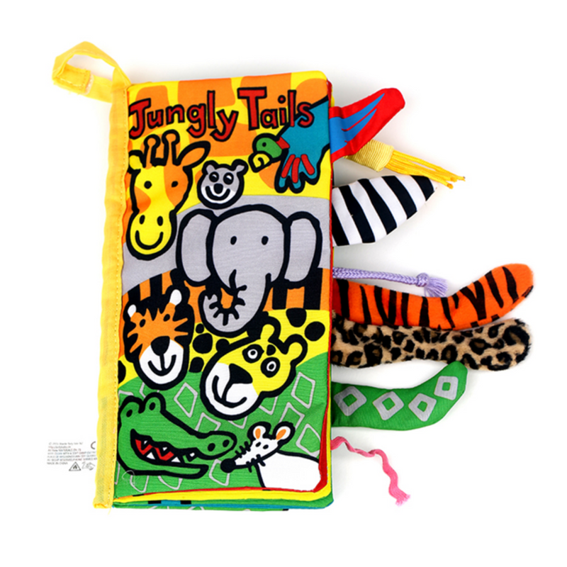 Cotton Tail Books - Jungly Tails