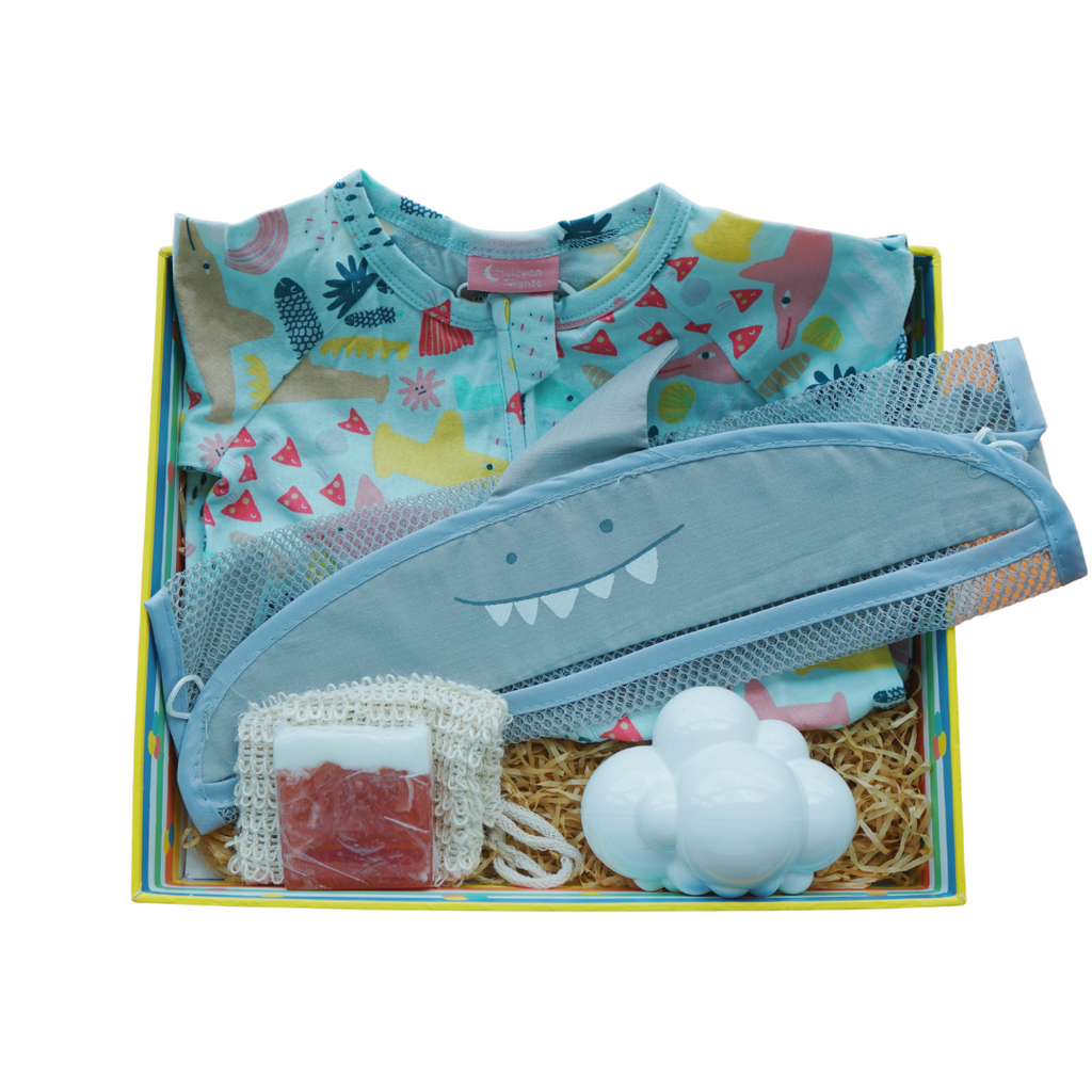 Bath Time Fun Baby Box (Gender Neutral)