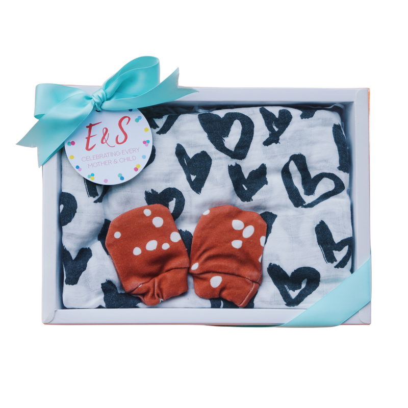 """Snuggle Me Close"" Box - Mini"
