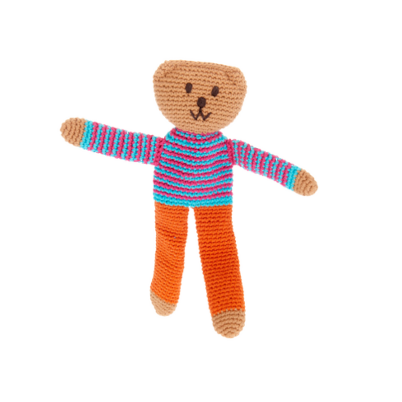 Bear Doll - Flipps Orange Trouser