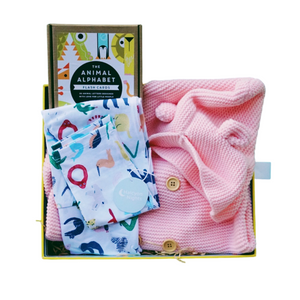 ABC's of Animals Toddler Box (Girl)