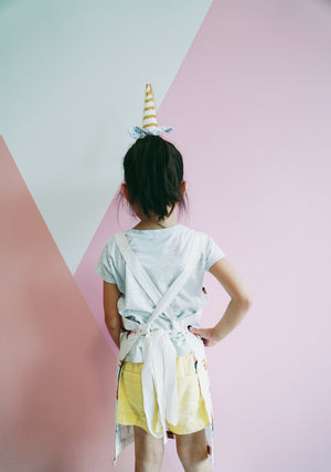 Cross Aprons for Kids