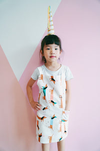 New! Cross Aprons for Kids