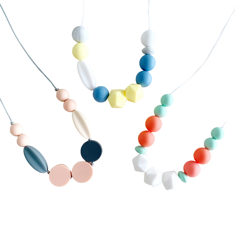 Teether Necklace by Wildberry Store