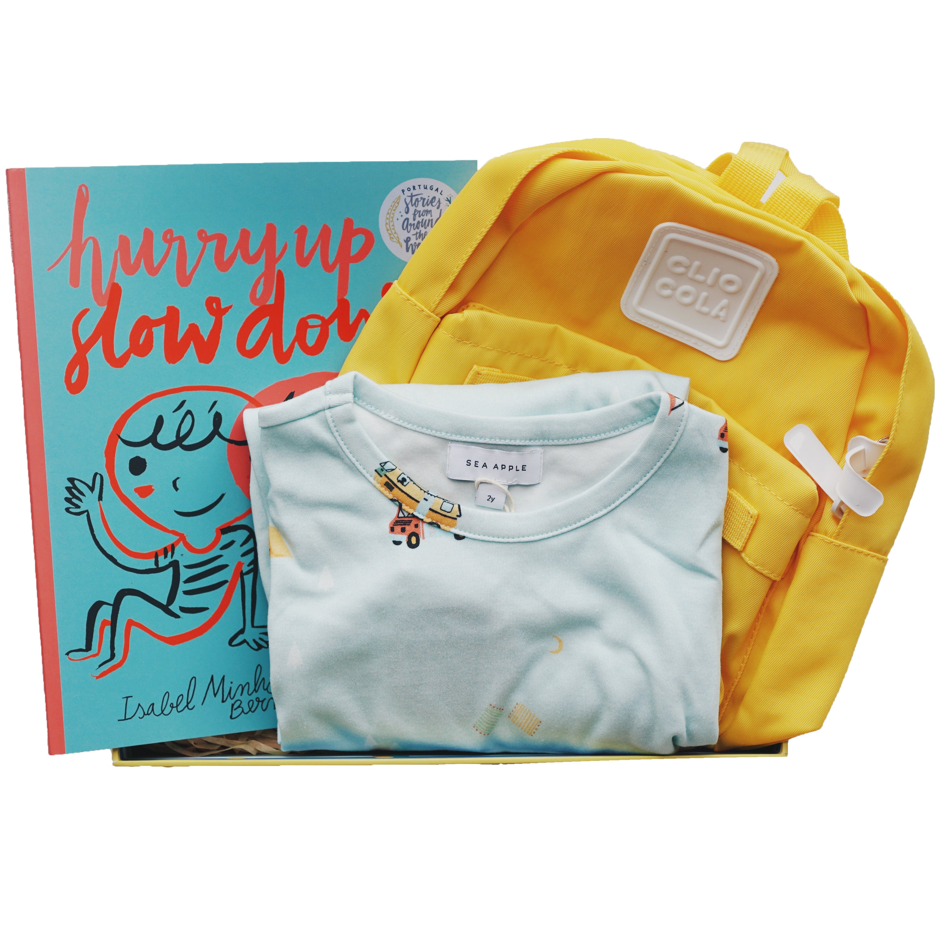 """Fun Day Out"" Box (Girl)"