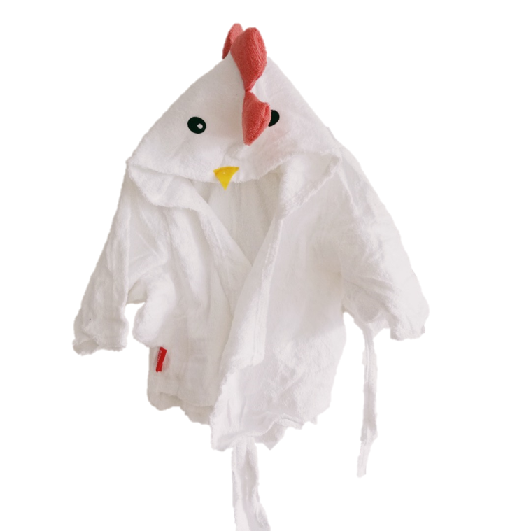 Bath Towel (Chicken)
