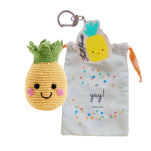 """Fruits of the Spirit"" Bag - Pineapple"