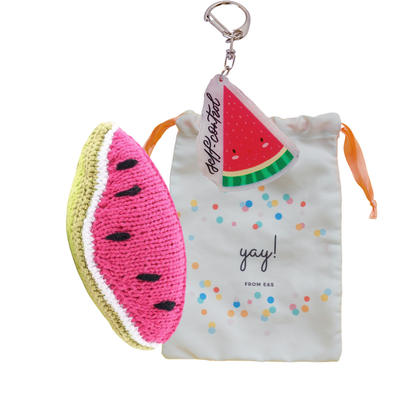 """Fruits of the Spirit"" Bag - Watermelon"