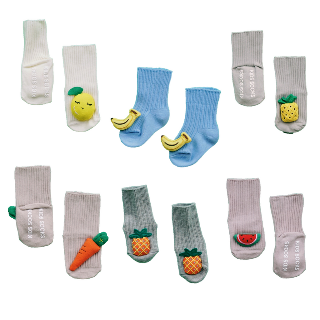 Fruity Socks