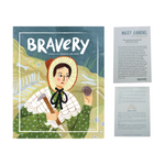 HARDWORKING: Bravery Magazine Issue 9 - Mary Anning + Conversation Guides