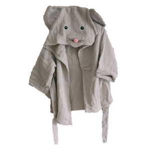 New! Bath Towel (Mouse)