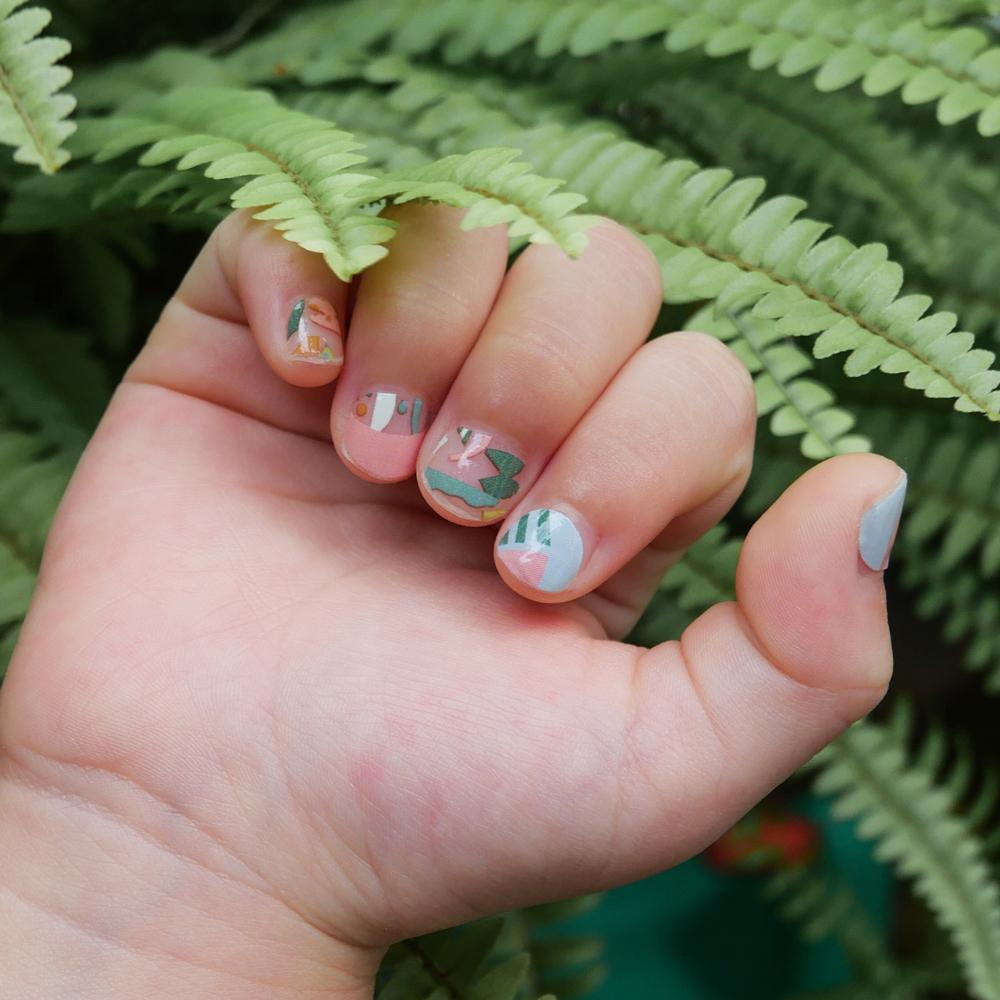 Paperland Kids Nail Art