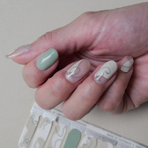 Botanical Nail Art