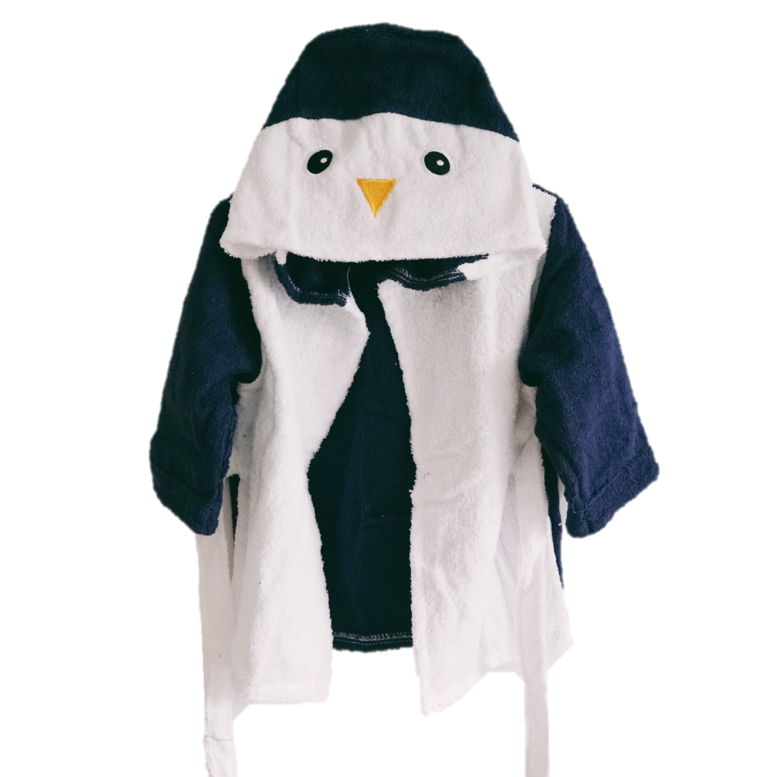 Bath Towel (Penguin)