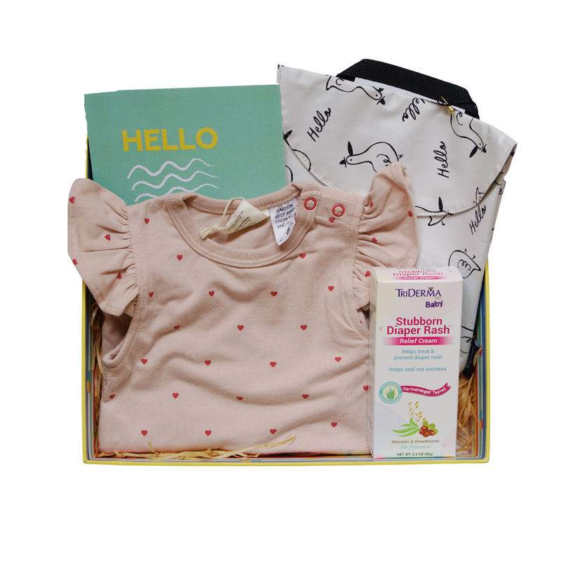 The Essentials Baby Box (Girl)