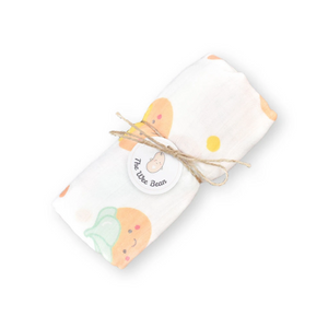 Wee Bean Bamboo Blend Swaddle - Ice Gem