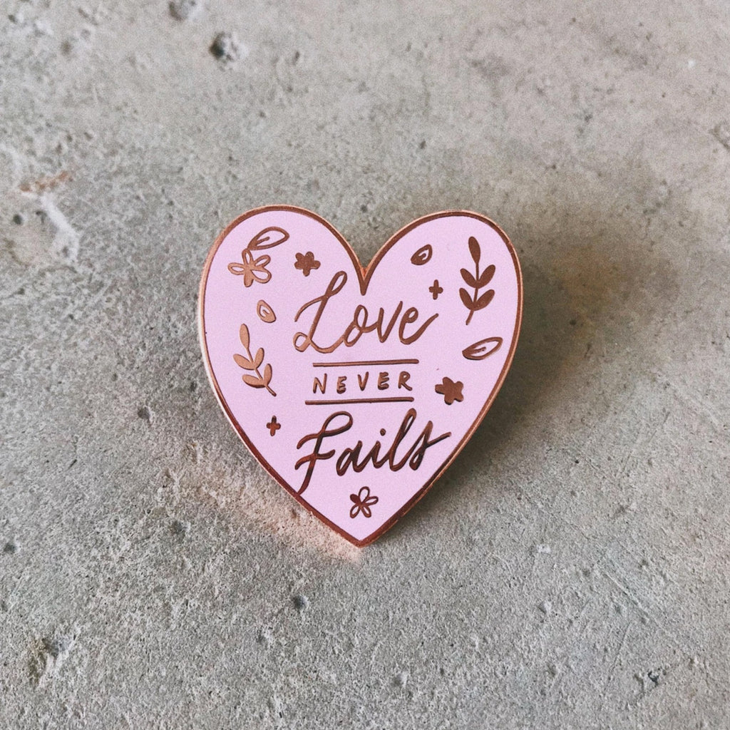 Seasons (Love) Enamel Pin
