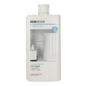ecostore ultra sensitive dish liquid