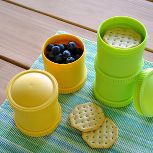 RE-PLAY Snack Stack Set - Yellow