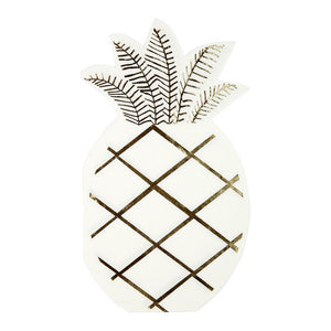Pineapple Napkins (16) - Must Love Party