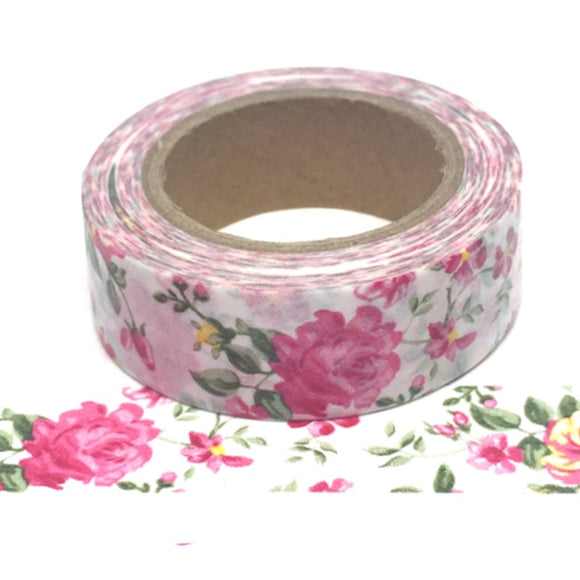 Washi Tape - Roses - Must Love Party