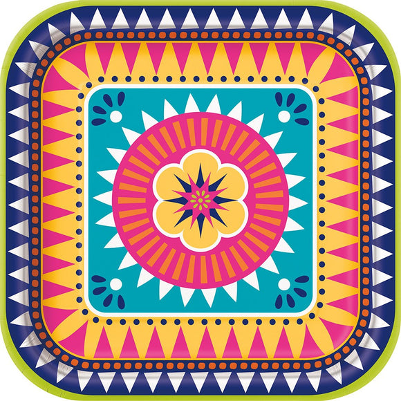 Fiesta Plates - Must Love Party