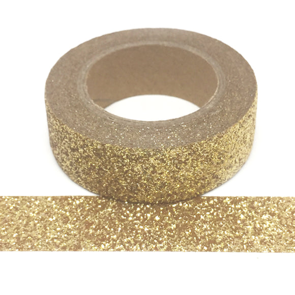 Washi Tape - Gold Glitter - Must Love Party