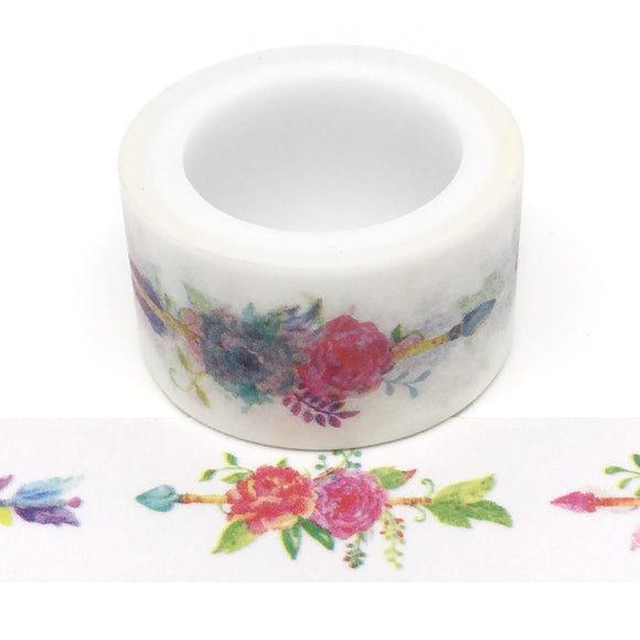 Washi Tape - Floral - Must Love Party