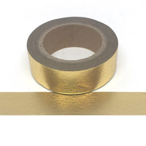 Washi Tape - Gold Solid - Must Love Party
