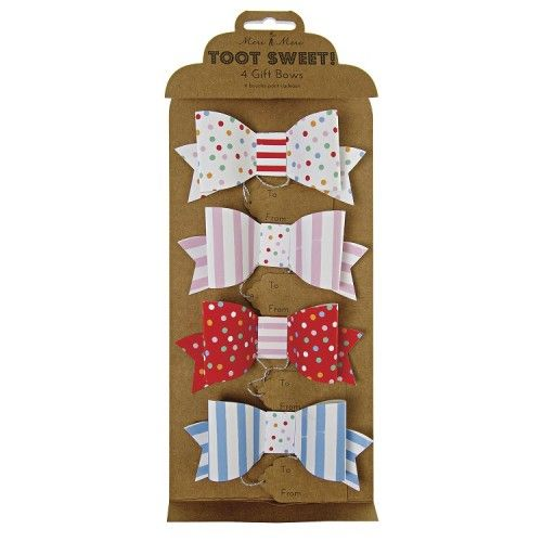 Toot Sweet Gift Bows (SELECT YOUR SIZE)