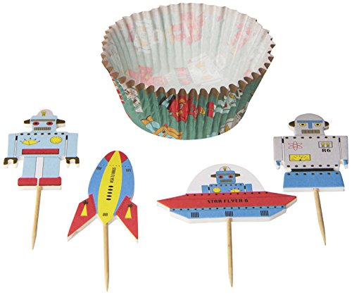 Space Cadet Cupcake Kit
