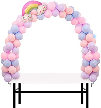Table Balloon Arch (reusable)