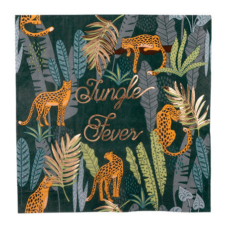 Urban Jungle Napkins