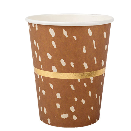 Little Fawn Chocolate Paper Cups