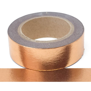Washi Tape - Rose Gold Foil - Must Love Party