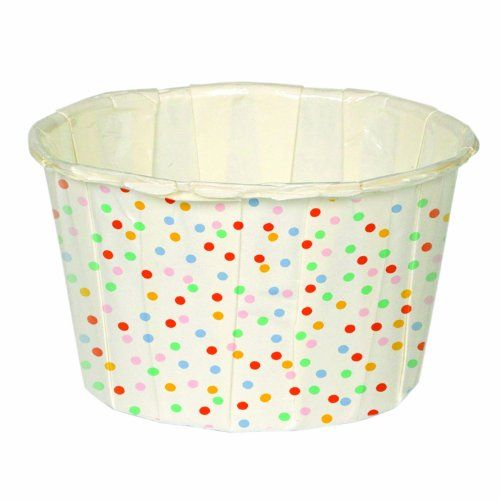 Toot Sweet Mini Spotty Candy / Bake Cups