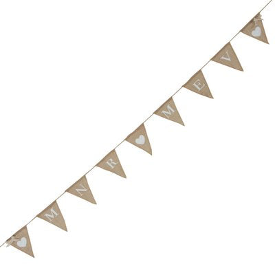 Vintage Affair - Mnr en Mev Bunting - Must Love Party