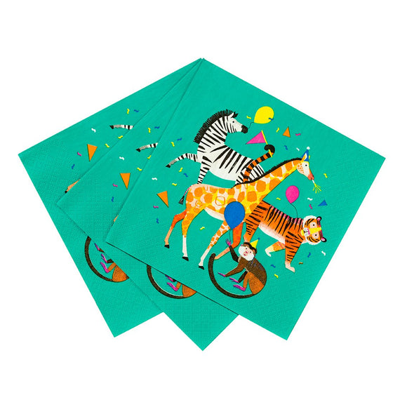 Party Animal Napkins - Must Love Party