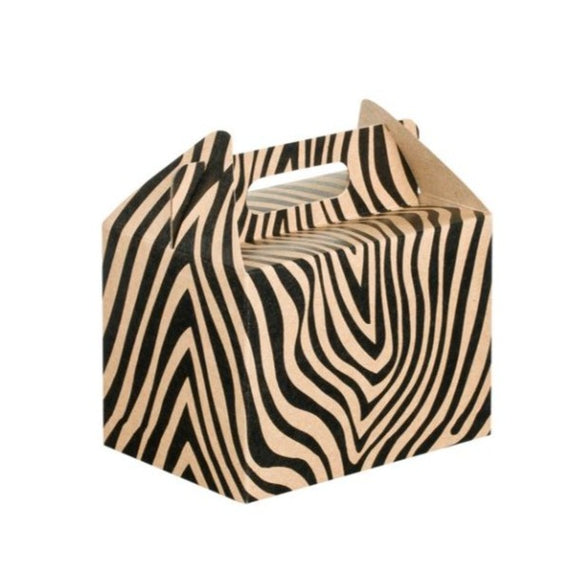 Natural Zebra Party Box (5)