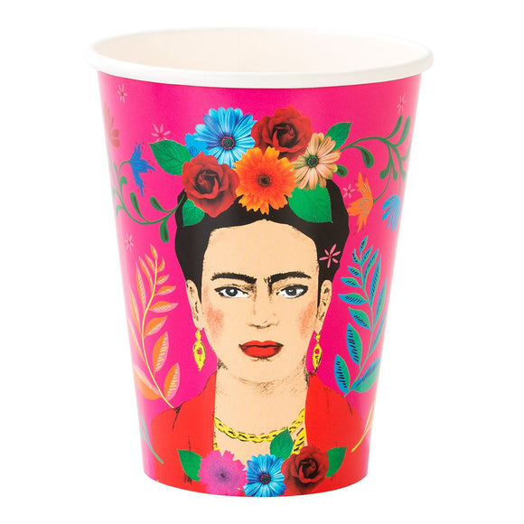Boho Large Paper Cups - Must Love Party