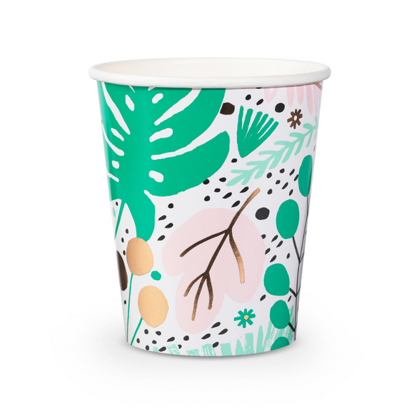 Tropicale Paper Cups