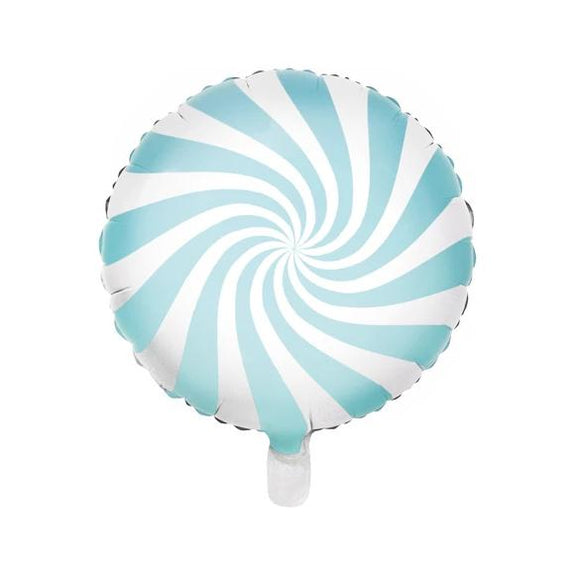 Pastel Blue Candy Foil Balloon - Must Love Party