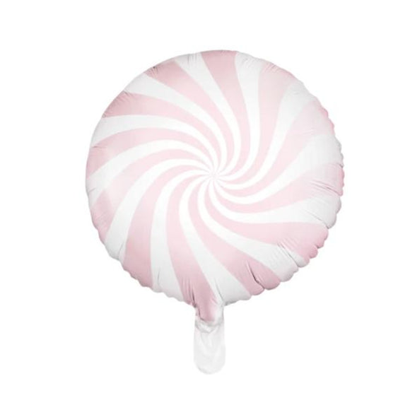 Pastel Pink Candy Foil Balloon - Must Love Party