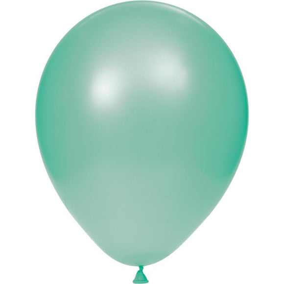 Balloons - Fresh Mint - Must Love Party