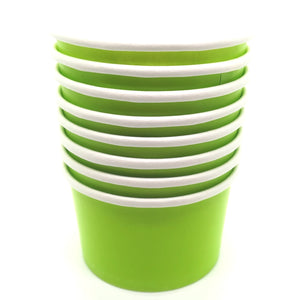 Mini Lime Green Treat Cups - Must Love Party