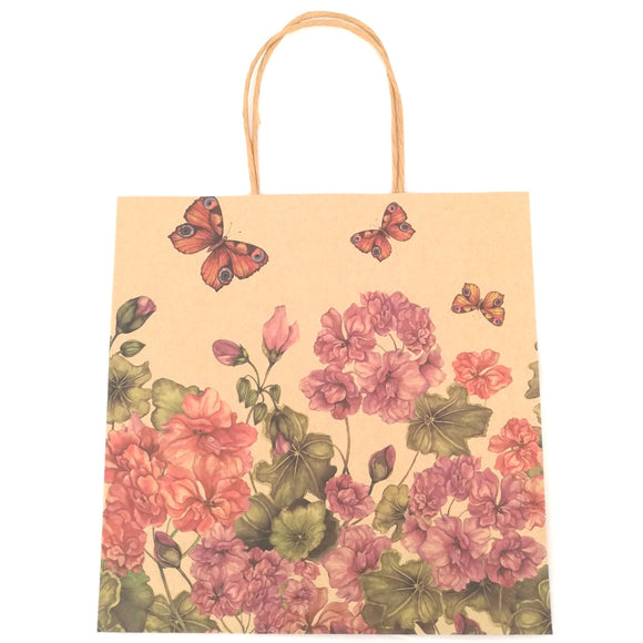 Country Garden Kraft Gift Bag - Must Love Party