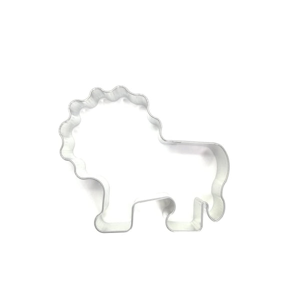 Lion Cookie Cutter - Must Love Party