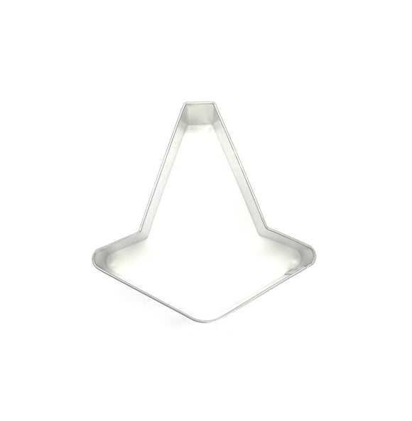 Safety Cone Cookie Cutter - Must Love Party