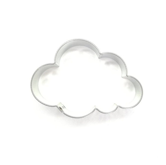 Fluffy Cloud Cookie Cutter - Must Love Party